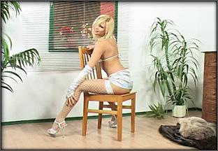Strip Girl Flash Game