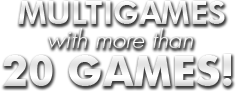 MultiGames with more than 10 games!